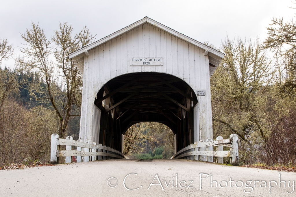 This image has an empty alt attribute; its file name is harris-covered-bridge-3176.jpg